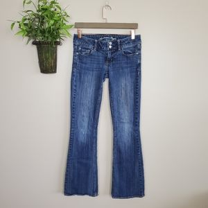 American Eagle Artist Bootcut Low Rise Jeans 2